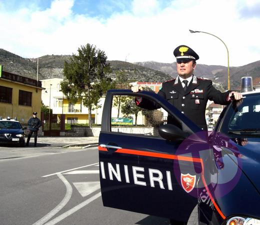 SORA WEB - 520 - Foto dei Carabinieri