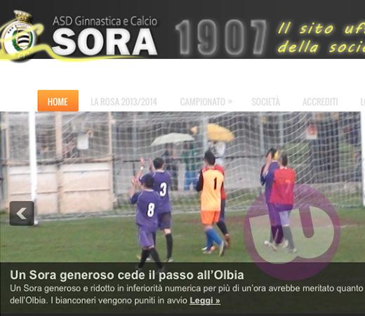 SORA WEB - 520 - SORA CALCIO OLBIA VISTA DA UN TIFOSO SORANO SE CI SEI BATTI UN COLPO