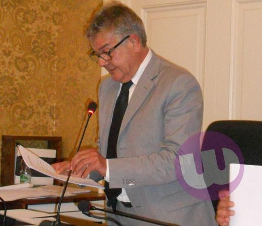 SORA WEB - 520 -  TARES L ASSESSORE DI PUCCHIO REPLICA A DE DONATIS