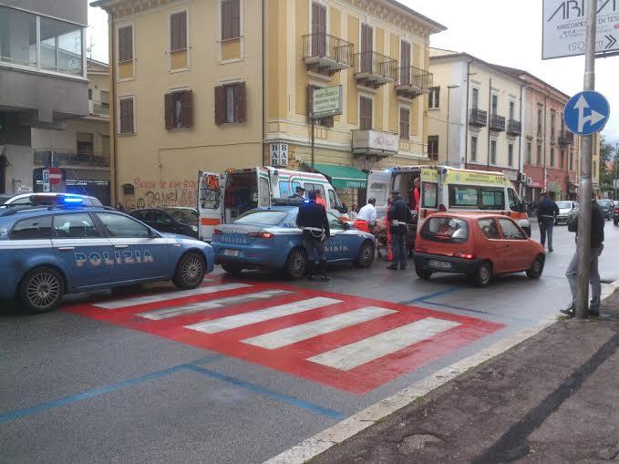 SORA WEB - 779 - Incidente Ambulanze - 00