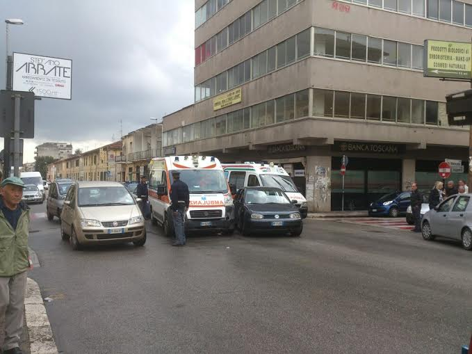 SORA WEB - 779 - Incidente Ambulanze