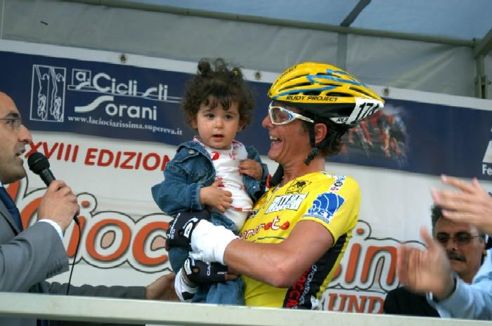 Coletta_podio_Ciociarissima_2005