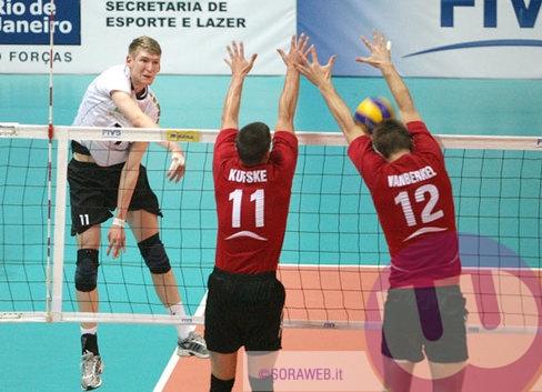 Hirsch in attacco
