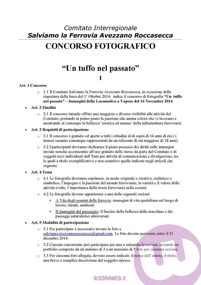 CONCORSO FOTOGRAFICO 1