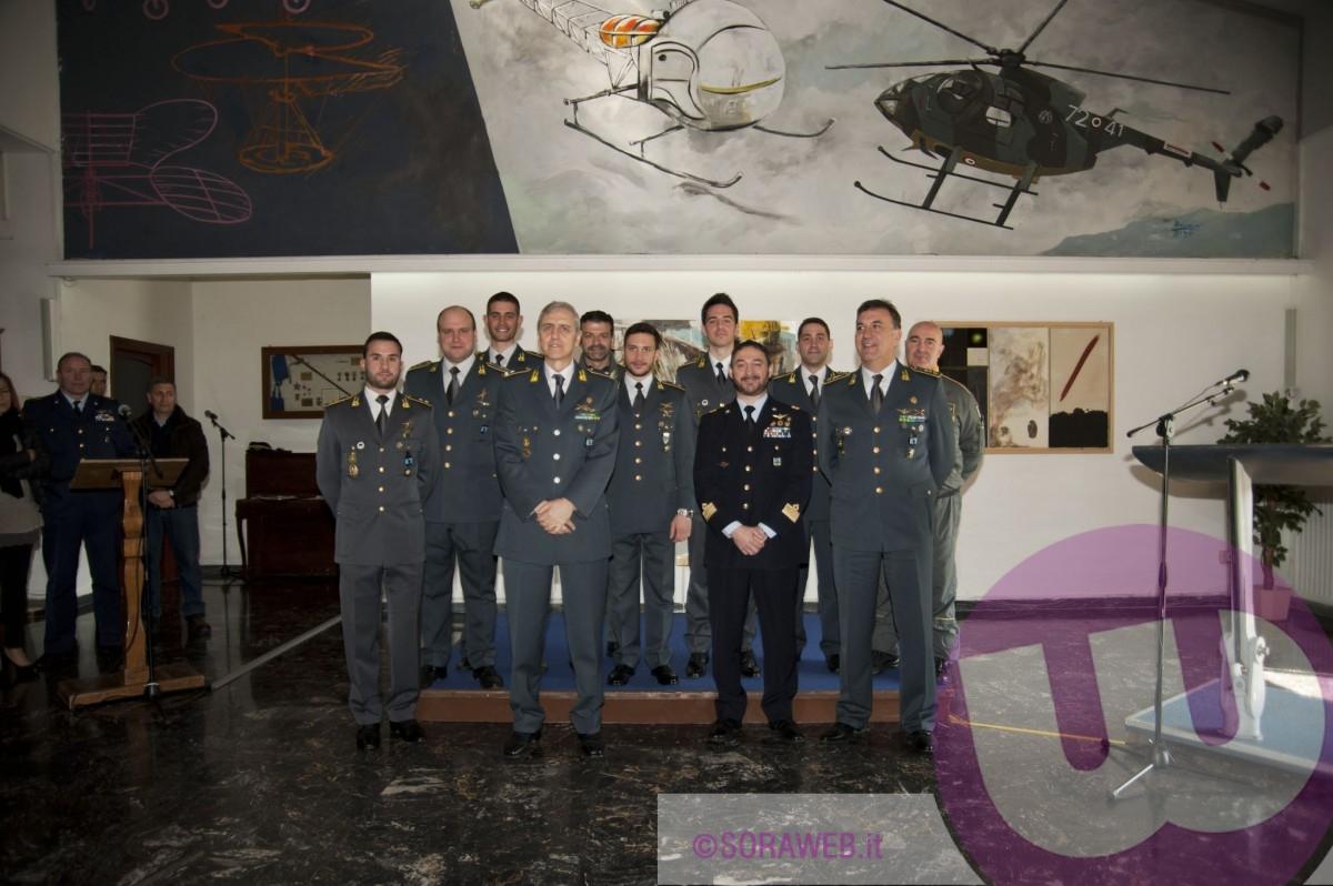 Elicottero 72 Stormo : Il ° stormo brevetta sei nuovi piloti di elicottero