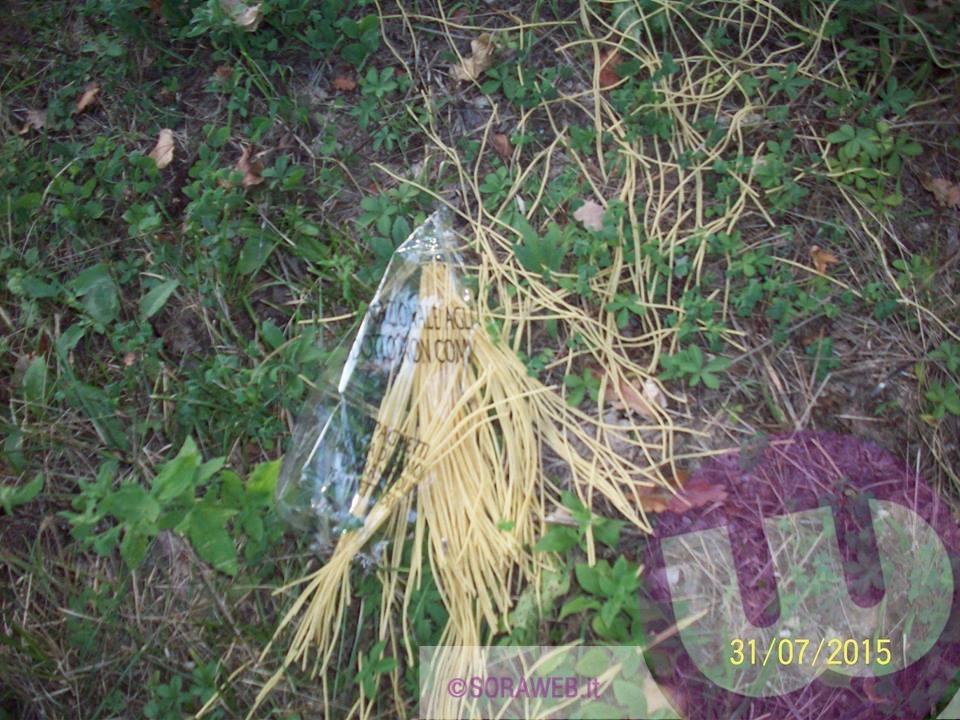 Soraweb - Spaghetti abbandonati 2