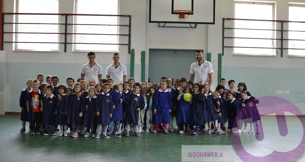 Globo Sora - scuola