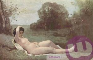 Corot 1855, Nudo di Ginevra