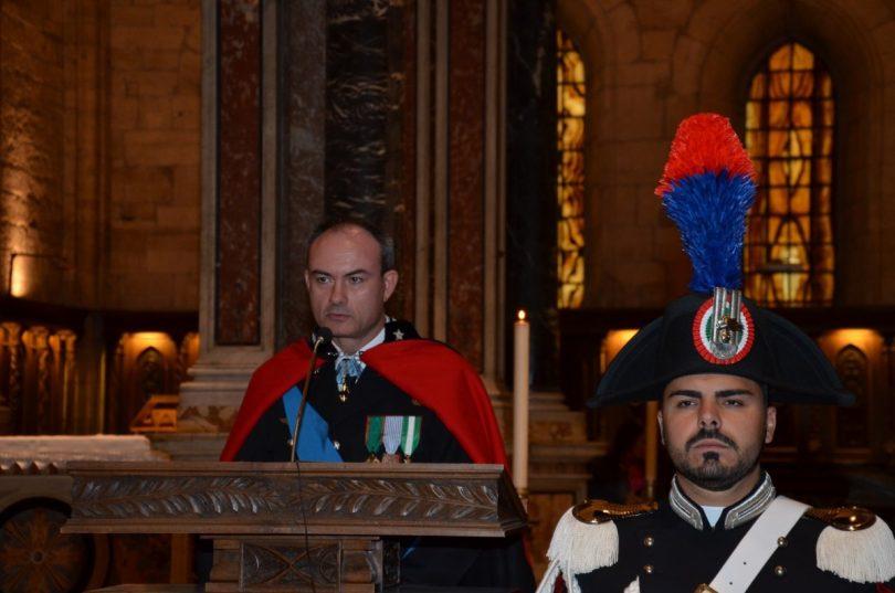 Carabinieri, 203 anni di attività: cerimonia al Comando provinciale