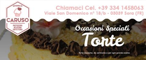 Pasticeria, Gelateria, Catering Caruso