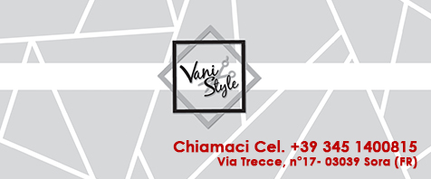 Vanistyle, Parrucchiera, New Opening